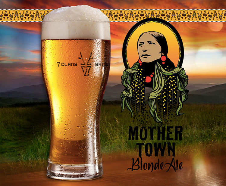 Mothertown Blonde Ale
