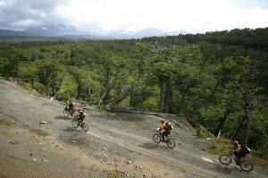 Patagonia Race - Biking