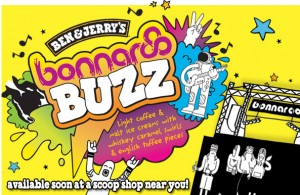 Ben and Jerry's Does Bonnaroo