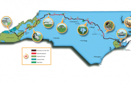 Mountains to Sea Trail Guide