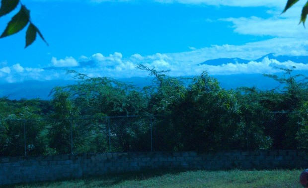 Mountains outside of San Juan de la Maguana, DR
