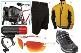Blue Ridge Outdoors - September Gear - Multi-day bike tour gear