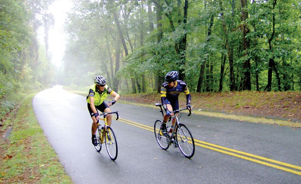 Blue Ridge Outdoors - Does Cycling Cause Impotence?