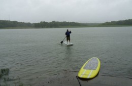 Soggy Bottom SUP Tour: Broadford Lake