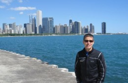 Lakeside at the Chicago Lakefront 50 Mile.