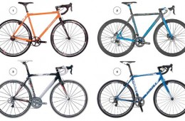 Cyclocross bikes review