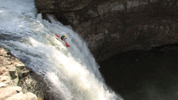 Gragtmans on Desoto's Edge. Photo: Chris Gallaway