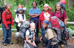 Blue Sky Fund takes inner city kids into the wilderness