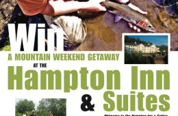 Mountain Weekend Getaway Giveaway