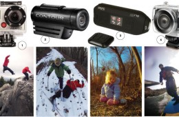 Guide to the best POV action sports video cameras on the market
