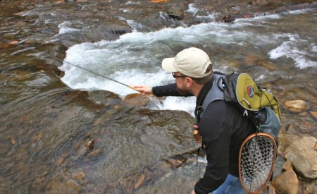 Unreel: Tenkara Fly Fishing