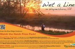 Win a Fly Fishing Trip to Waynesboro VA