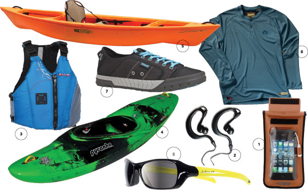 Paddling Gear Guide