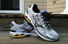 Mizuno Wave 15 running shoe gear review