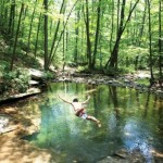 Alleghany Swimming Hole