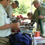 PHWFF organizes a raffle each year for the Mossy Creek Invitational.