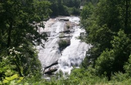 High Falls in DuPont State Forest