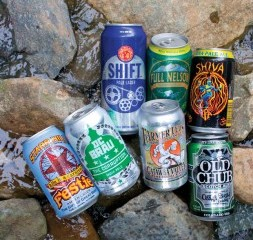 Canned Craft Beer