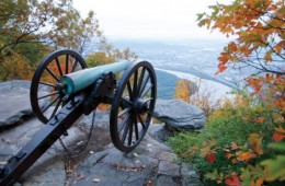 Point Park and cannon