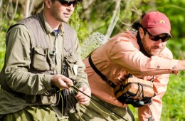 The Fly Fishing Guide to Southern Trout