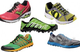 The Need for Speed: Lightweight Running Shoes