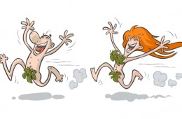 Exposed: The Skinny on Naked Running