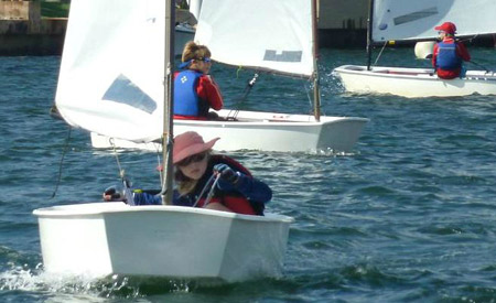 The unexpected joys of summer sailing camp.