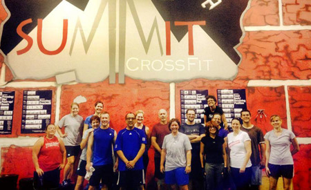 Mid-week CrossFit workouts, or another exercise program, can keep you fresh for the weekends.
