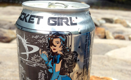 Rocket Girl beckons you...to keep summer alive. Fall can wait.