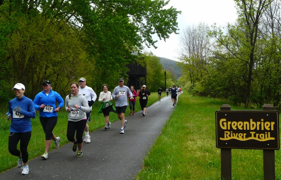 2012 Great Greenbrier River Race013