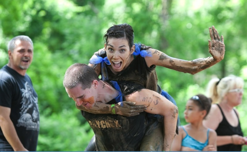 Race Ahead: Mad Mountain Mud Run