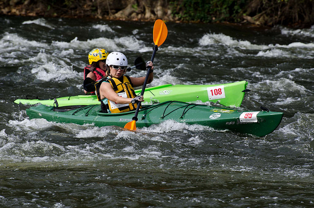 Race Ahead: New River Trail Challenge
