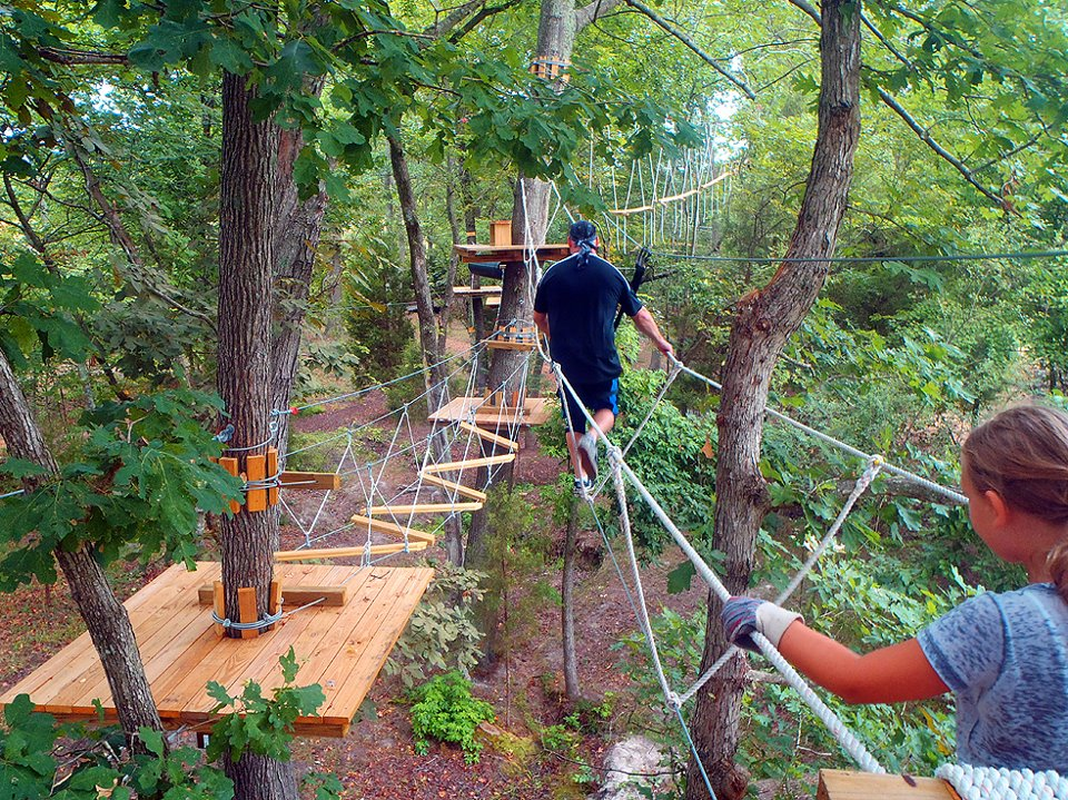 The Adventure Park At Sandy River Retreat