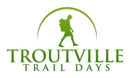 troutville trail days logo