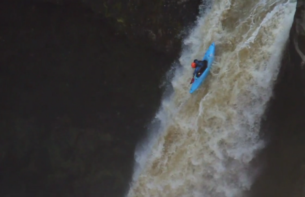 Video: Kayaking with the Wells Brothers and Smith Optics