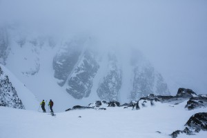 Chris Davenport, Griffen Post, Bella Coola, Canada photo:Adam Clark