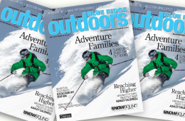 On Stands Now: The December Issue of Blue Ridge Outdoors