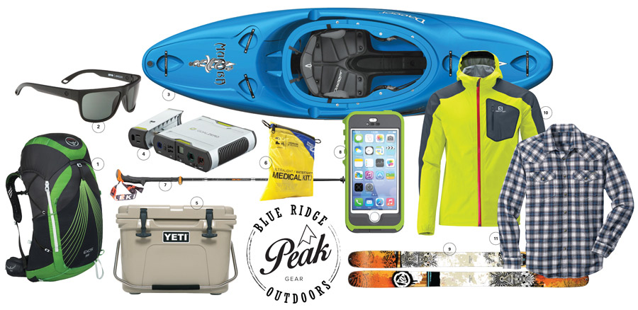 Peak Gear Awards: The gear that changed our time outdoors in 2014
