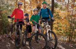 Four Inspiring Adventure Families Who Push Their Limits Together