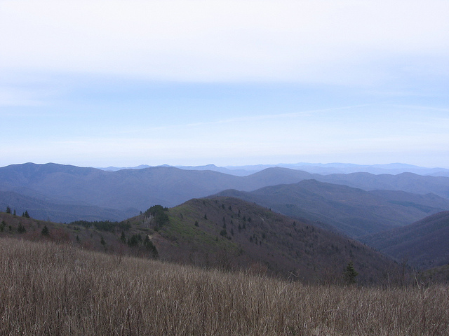 The Art Loeb Trail showcases some of Western North Carolina's most breathtaking scenery.