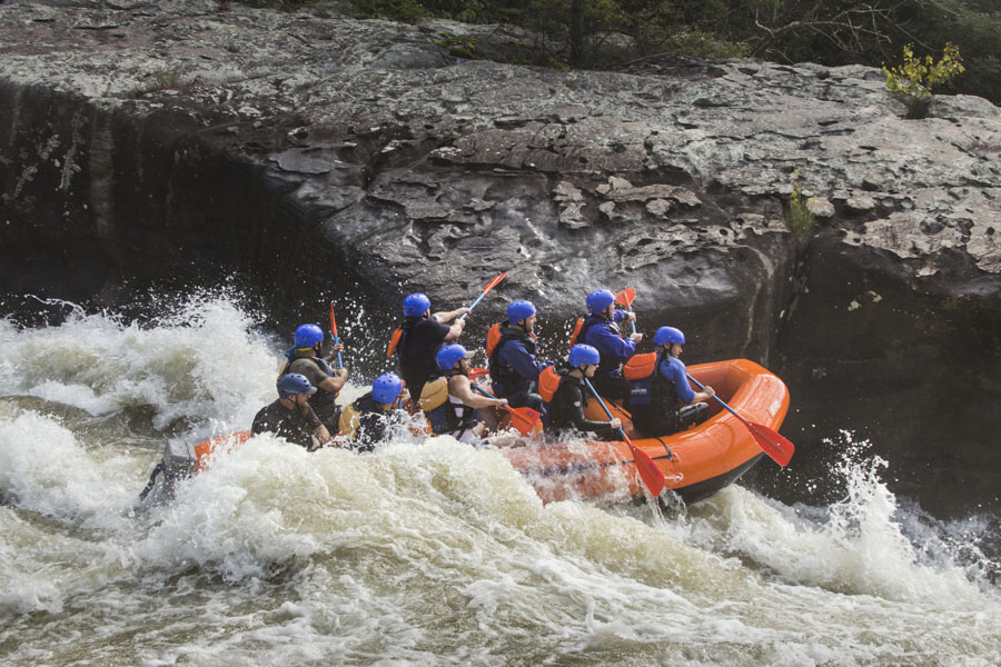 Adventures OnThe Gorge Upper Gauley 16