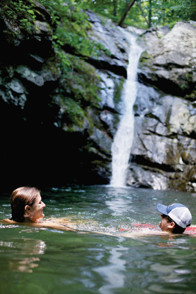 12 Top Swimming Holes in our National Parks