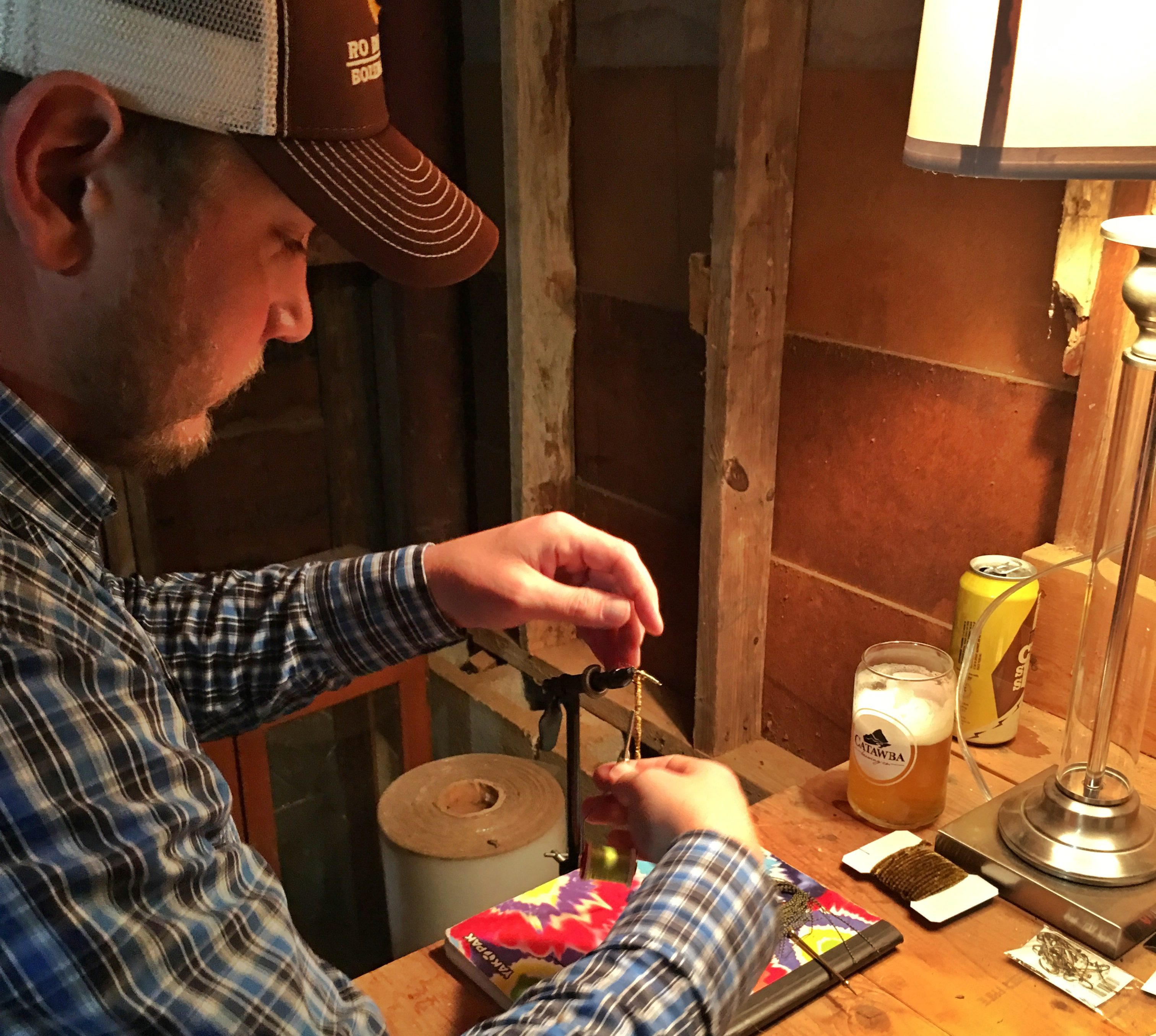 Fridays on the Fly: Fly Tying 101