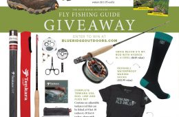 Spring Fly Fishing Giveaway