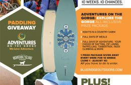 ADVENTURES ON THE GORGE: EXPLORE THE GORGE ALL-INCLUSIVE PRIZE PACKAGE