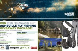 Win the Ultimate Asheville Fly Fishing Giveaway!