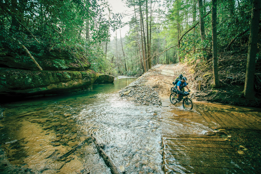 Sheltowee Trace: The Best Bike Trail That You've Never Heard Of