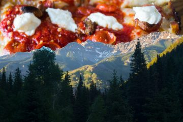 Pizza+Hiking: A Match Made in Adventure Foodie Heaven