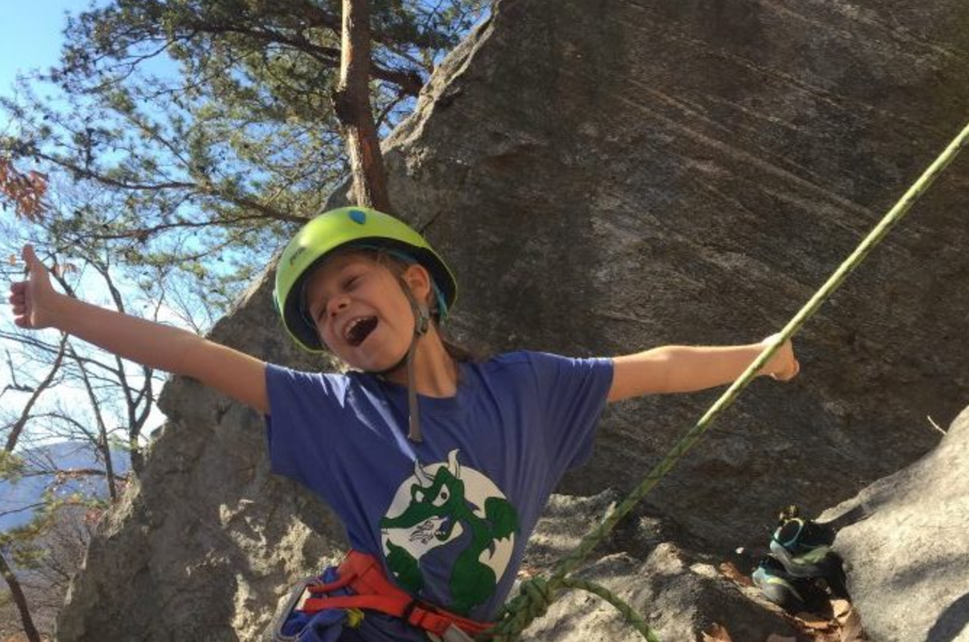 6 Tips for Climbing with Kids