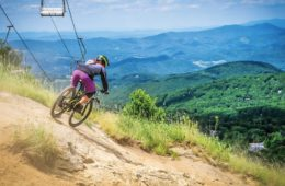Bike Parks At Ski Resorts
